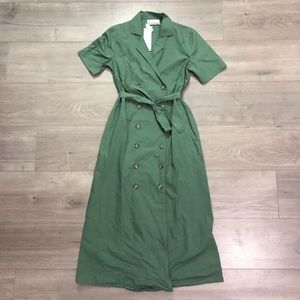 Urban Outfitters Midi Dress